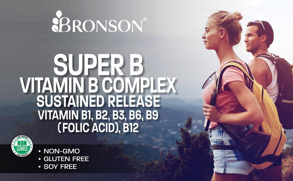 super B vitamin b complex sustained release