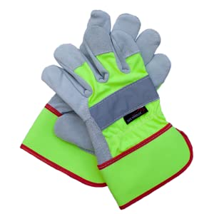 Image of a pair of Reflect Pro Rigger Gloves by Safe Handler.
