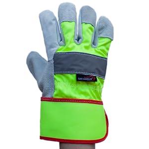 Image of Reflect Pro Rigger Gloves by Safe Handler.