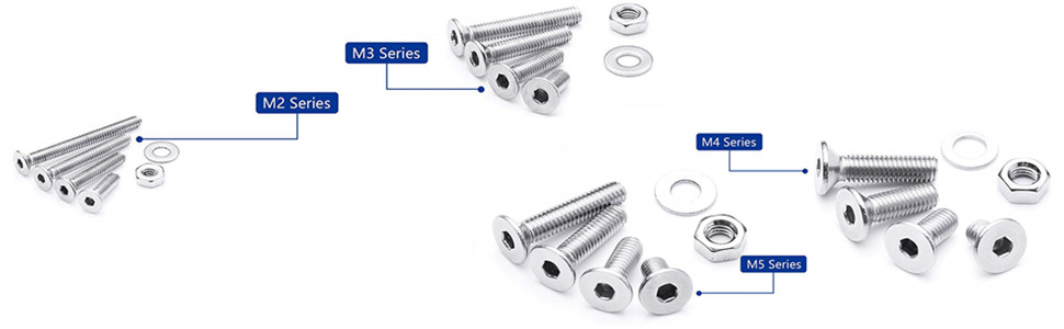 Screw screws kit allen set screw assortment Flat head exterior kreg washer wrench philps spax