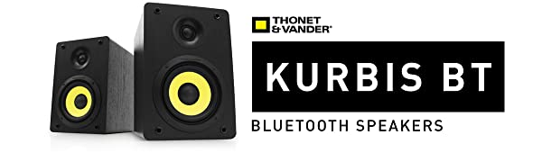 altavoces de estantería bluetooth