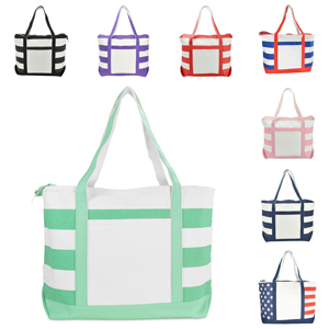 tote bag color selections
