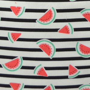 black watermelon tote pattern