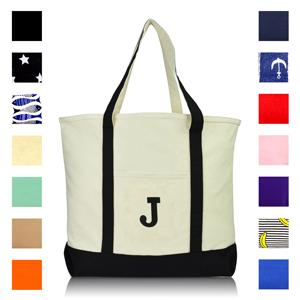 letter J color selection