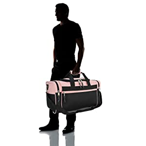 DF-019-Pink Adjustable Strap Length / Detachable