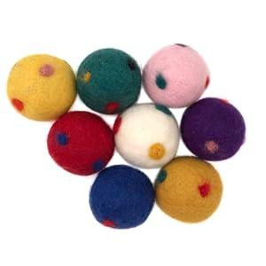 Wool Ball Pet Toys
