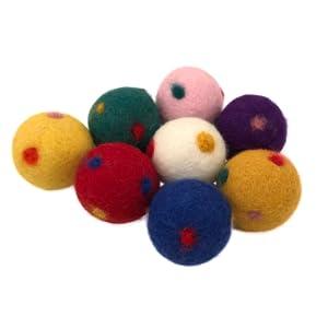 Polky Dots Cat Toys