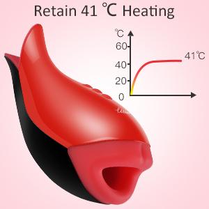heating masturbator cup