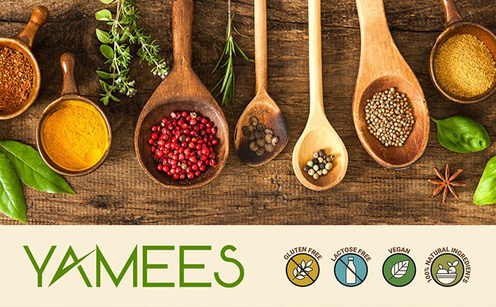 spices seasonings herbs spice blends seeds cooking baking gourmet clean eating natural organic