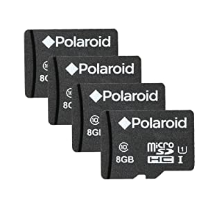 polaroid microsdhc, microsdhc for phones, microsdhc for tablets