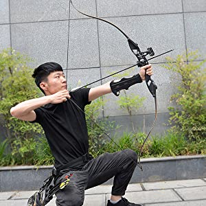 recurve bow adult