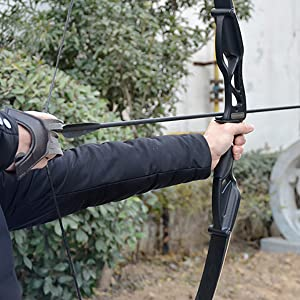 right hand recurve bow