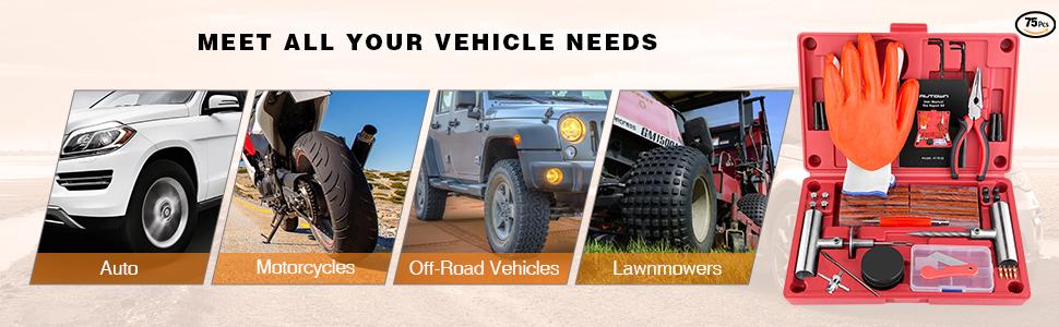 tire repair set