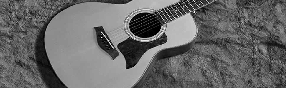 Amazon Com Blisstime 2 Sets Of 4pcs 6 String Acoustic Guitar Bone