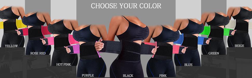 b8f59b9cd09 slimming body shaper waist cincher. Read more. waist trainer girgle sport  belt