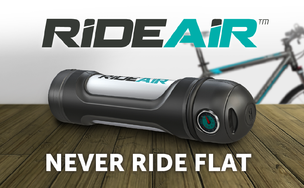 RideAir® with Lock and Holder