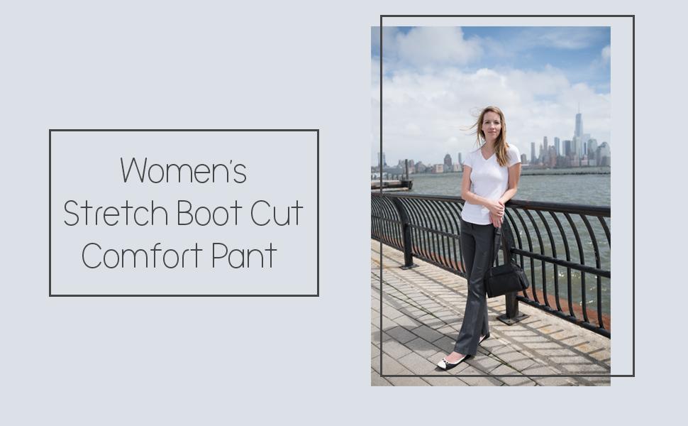 leveret, women's pants, dress pants, womens dress pants, work pants, stretch pants, leveret