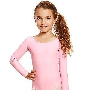 fec3ba152a74 Leveret, Girls Leotard, Toddler Leotard, Ballet, Dance, Jazz, gymnastics,