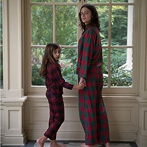 Leveret Womens Flannel Pajamas 2 Piece Christmas Pajama Set Size X ... e548d1a1a