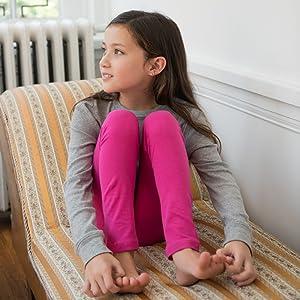 Girls Cotton legging Pants, girls leggings, girls pants, toddler leggings, toddler pants, girls