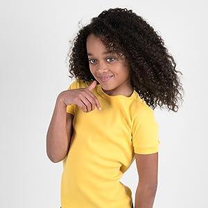 Leveret, kids short sleeve shirt, kids cotton shirt, kids t-shirt, girls t-shirt, boy t-shirt