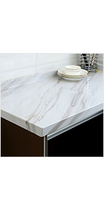 waterproof contact paper for kitchen cabinets removable wallpaper marble stick and peel wall decals