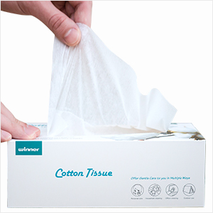 facial cotton tissue ultra soft cotton pads Face Towel dry wipes dry cleansing cloths dry baby wipe