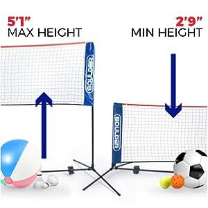 volleyball tennis soccer tennis baminton pickleball