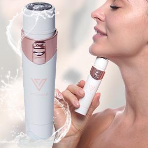 hair removers for women face nose hair trimmer for women facial hair removal electric shaver for men