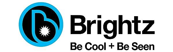 Brightz Logo - Be Cool + Be Seen