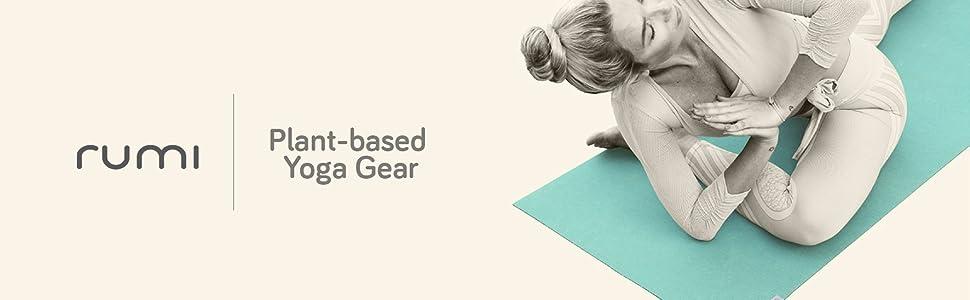 Amazon.com: Rumi – Sun Mat – Esterilla de yoga naturales ...