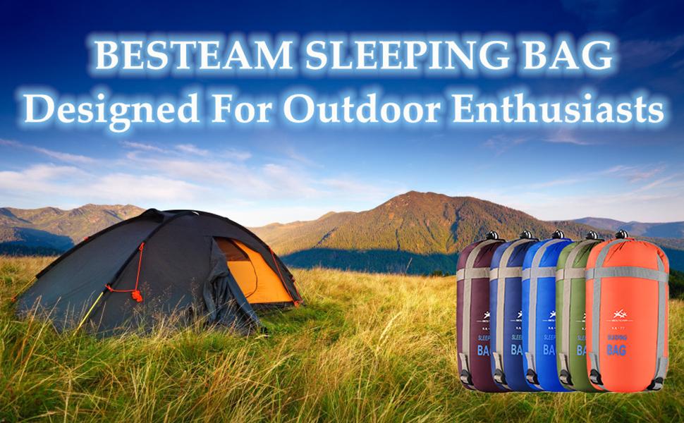 Warm Weather Sleeping Bag
