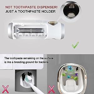 Not Toothpaste Dispenser
