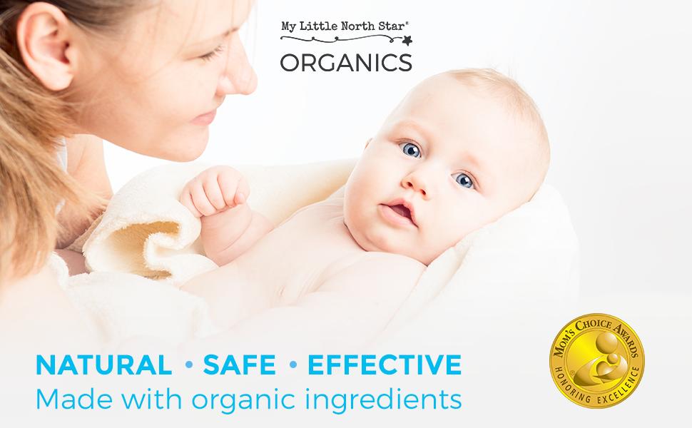 organic natural shampoo