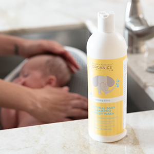 organic natural baby toddler shampoo and body wash Best Baby Shower Gift for boy or Girl