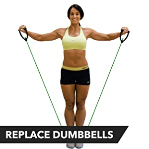 Replace Dumbbells