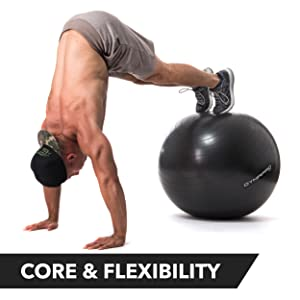 core, exercise ball, exercise, dynapro