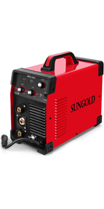 SUNGOLDPOWER ARC MMA 250A Welder Dual 110V 220V IGBT Hot Start ...