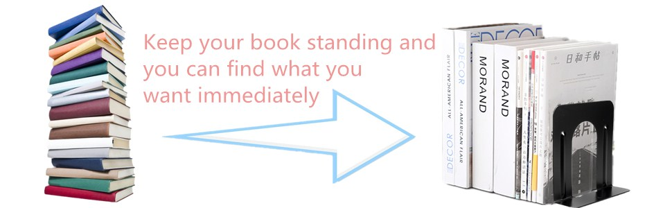 keep your book standing