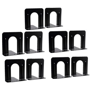 5 pairs of bookends