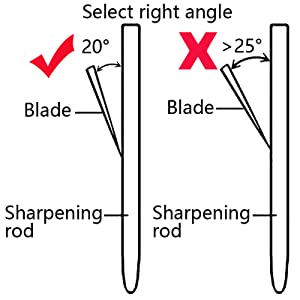 diamond sharpening steel