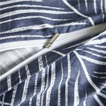 duvet cover set with zipper