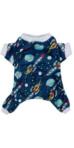 rocket pajamas