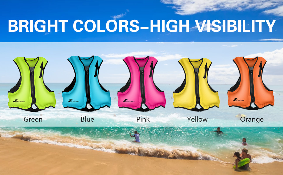 snorkel vests for adults snorkeling jackets for adults