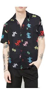 print shirt for men