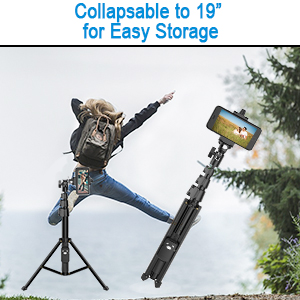 Collapsible Selfie Stick