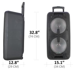 Portable Karaoke Sound loudspeaker