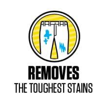removes stains