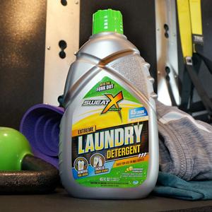 detergent yoga mat