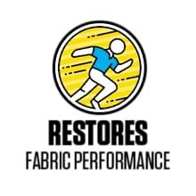 restores fabric